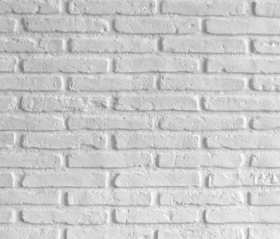 Set di 15 pannelli effetto mattone in eps full hd poliart eps polistirene polistirolo espanso - Pared ladrillo blanco ...