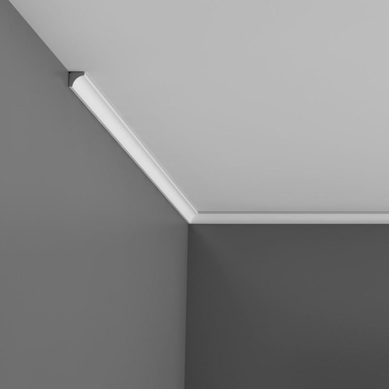 Cornice in polistirolo per pareti e soffitti poliart eps for Cornici polistirolo per interni