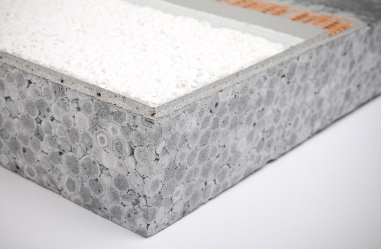 Pannello in polistirolo per cappotto termico polistirene - Prezzo intonaco esterno ...